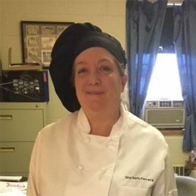 Maribeth Ferreira, Director of Our Daily Bread
