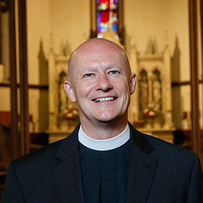 The Rev. Dr. Richard Bardusch, Rector