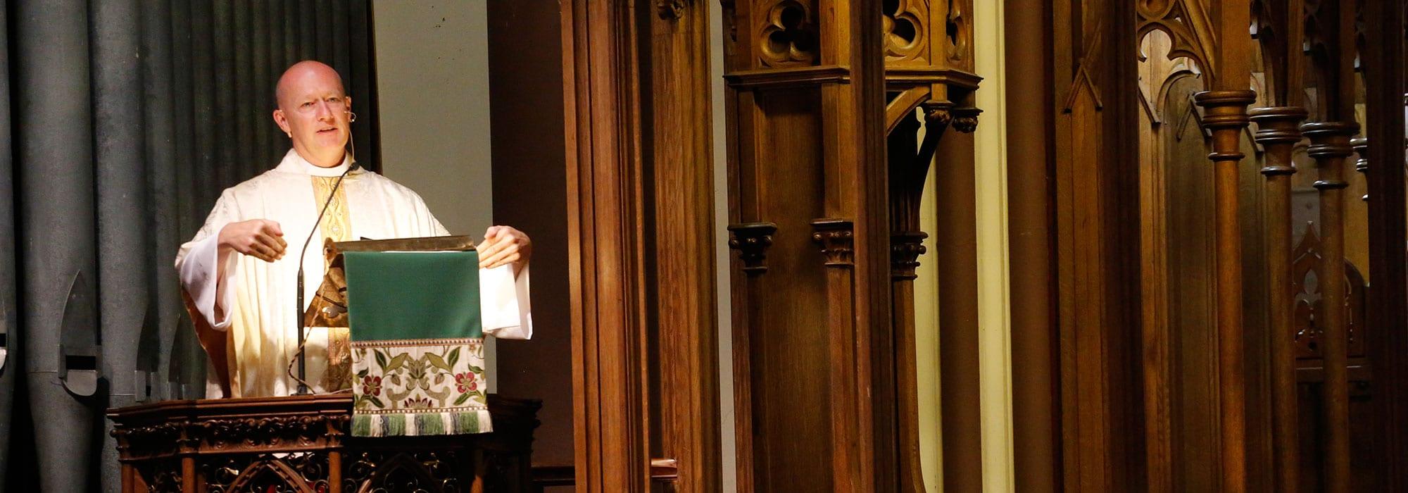 Rev. Dr. Richard Bardusch
