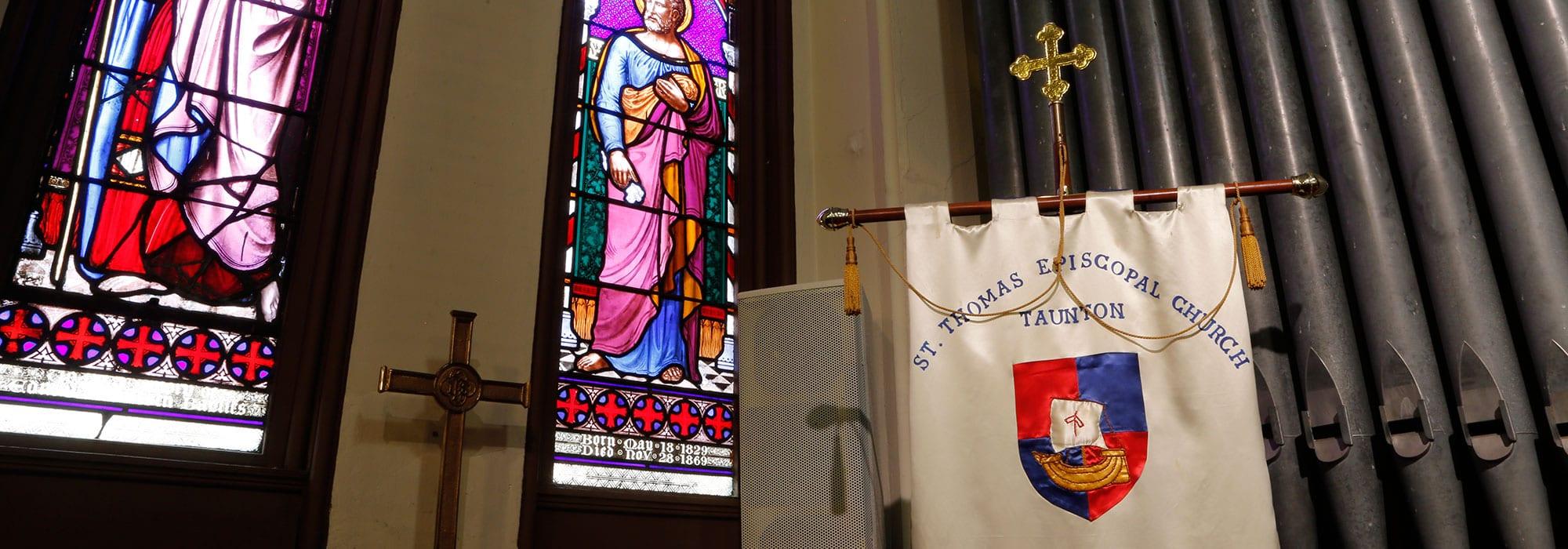 St. Thomas Banner